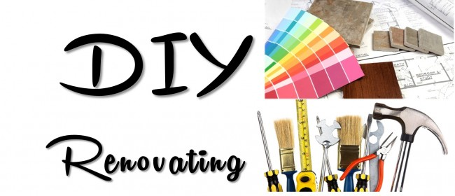 DIY Renovating