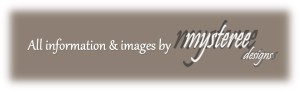 Mysteree Designs images